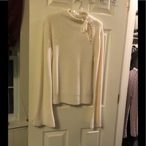 7 for all mankind sweater